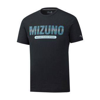 Mizuno HERITAGE - Camiseta hombre black
