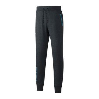 Mizuno HERITAGE RIB - Jogging Pants - Men's - black