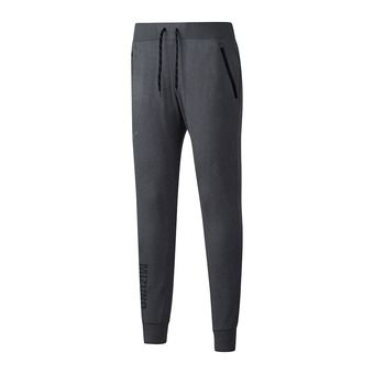 Mizuno HERITAGE RIB - Jogging Pants - Women's - grey marl