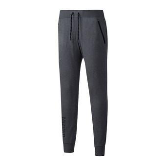 Mizuno HERITAGE RIB - Pantalón de chándal mujer heather grey