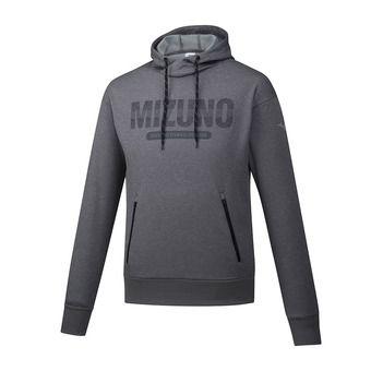 Mizuno HERITAGE - Sweat Homme grey melange