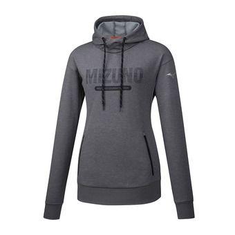 Mizuno HERITAGE - Sweatshirt - Women's - grey marl