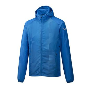 Mizuno PRINTED - Jacket - Men's - brilliant blue