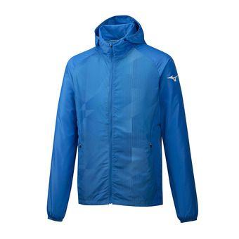 Mizuno PRINTED - Veste Homme brilliant blue