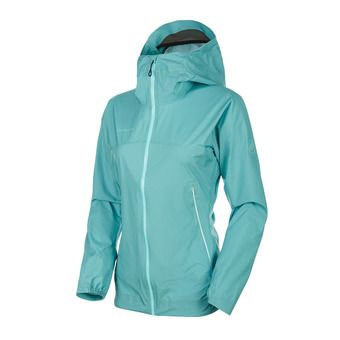 Mammut MASAO LIGHT HS - Jacket - Women's - waters