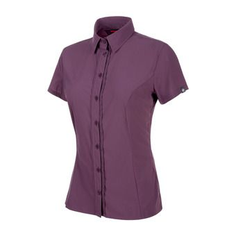 Mammut TROVAT LIGHT - Shirt - Women's - galaxy