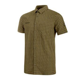 Mammut LENNI - Camisa hombre olive