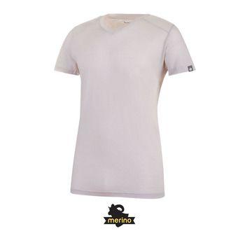 Alvra T-Shirt Men Homme linen