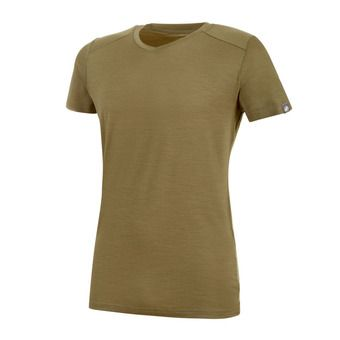 Mammut ALVRA - Camiseta hombre olive