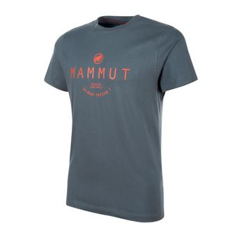 Mammut SEILE - Camiseta hombre storm