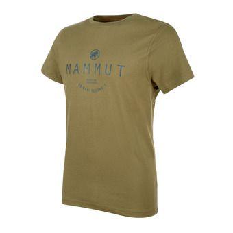Mammut SEILE - T-shirt Uomo olive