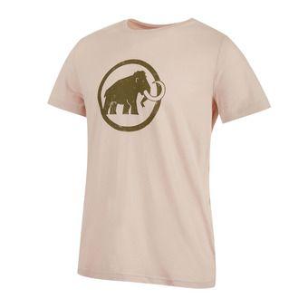 Camiseta hombre LOGO linen PRT2