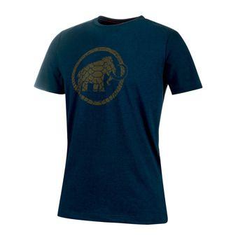 Tee-shirt MC homme TROVAT poseidon melange PRT1