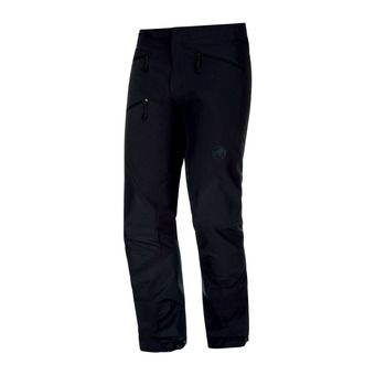 Mammut COURMAYEUR SO - Pants - Men's - black
