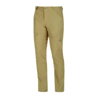 Mammut ZINAL - Pantalon Homme olive