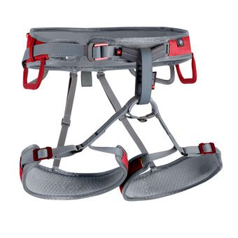 Mammut OPHIR - Harness - lava/iron