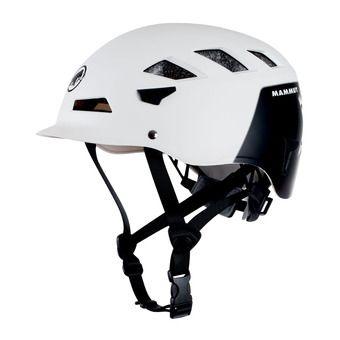 Casque EL CAP white-black