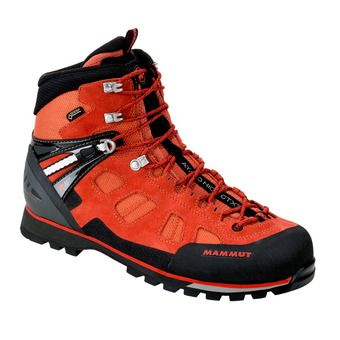 Mammut AYAKO HIGH GTX - Hiking Shoes - Men's - zion/black
