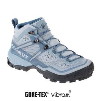 Mammut DUCAN GTX - Chaussures randonnée Femme zen/dark zen