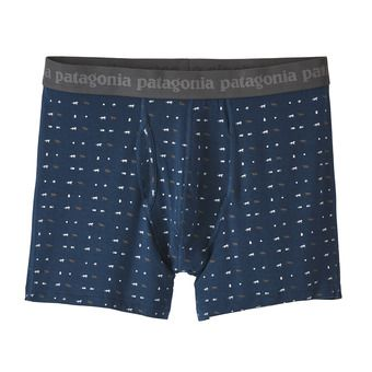 Boxer homme ESSENTIAL stone blue