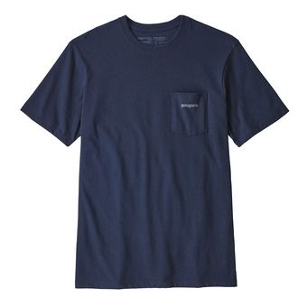 Tee-shirt MC homme LINE LOGO RESP classic navy