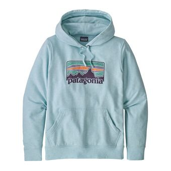 Patagonia SOLAR RAYS '73 - Sweat Femme atoll blue