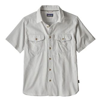 Patagonia CAYO LARGO II - Camisa hombre feather grey