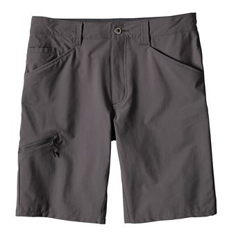 Patagonia QUANDARY - Short hombre forge grey