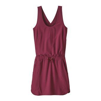 Vestido mujer FLEETWITH DRESS arrow red