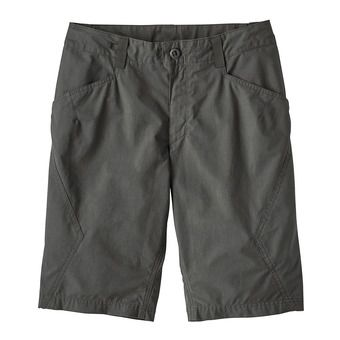 Patagonia VENGA ROCK - Short Homme forge grey