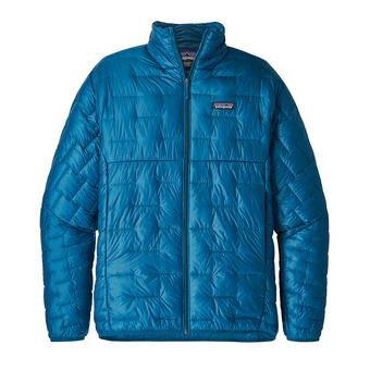 Patagonia MICRO PUFF - Doudoune Homme balkan blue