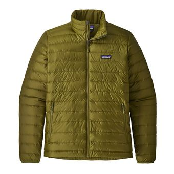 Patagonia DOWN SWEATER - Doudoune Homme willow herb green