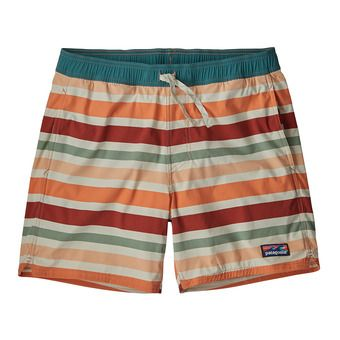 Patagonia STRETCH WAVEFAFER - Swimming Shorts - Men's - water ribbons/new adobe