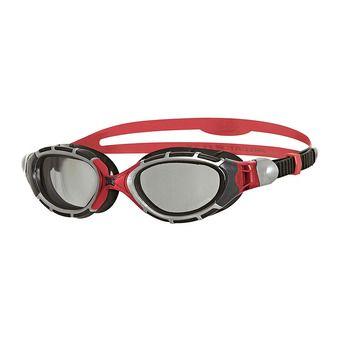 Gafas de natación polarizadas PREDATOR FLEX REACTOR grey/black/red