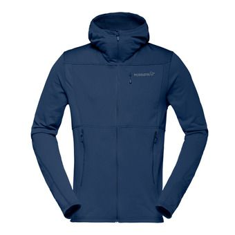 Fleece - Women's - FALKETIND WARM™1 indigo night