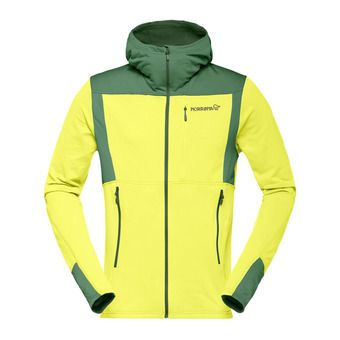 Fleece - Women's - FALKETIND WARM™1 sulphur spring
