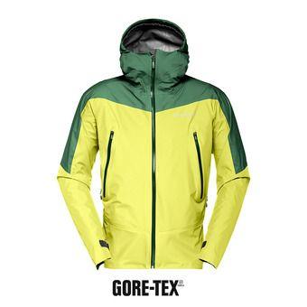Norrona FALKETIND GTX - Veste Homme sulphur spring