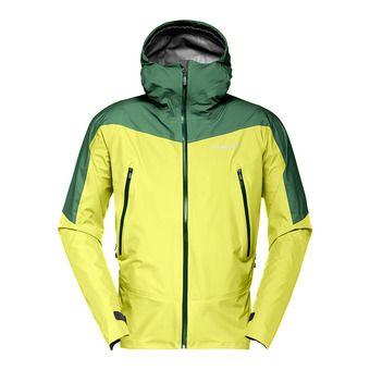 Gore-Tex® Jacket - Men's - FALKETIND sulphur spring