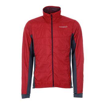Polartec® Down Jacket - Men's - FALKETIND ALPHA60 jester red