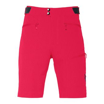 Shorts - Women's - FALKETIND FLEX™1 jester red