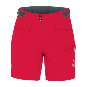 falketind flex1 Shorts Jester Red Femme Jester Red