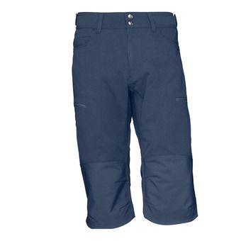 Norrona SVALBARD HEAVY DUTY - Pantaloni corti Uomo denimite