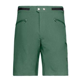 Norrona BITIHORN FLEX - Short Homme jungle green