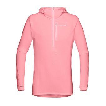 Fleece - Women's - BITIHORN WARM™1 geranium pink