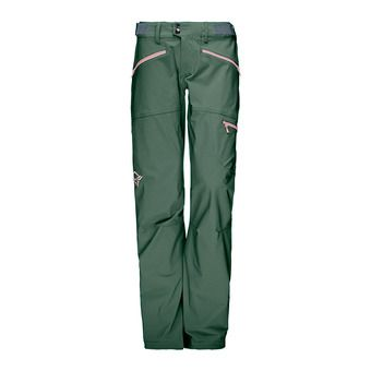 Norrona FALKETIND FLEX1 - Pantalon Femme jungle green