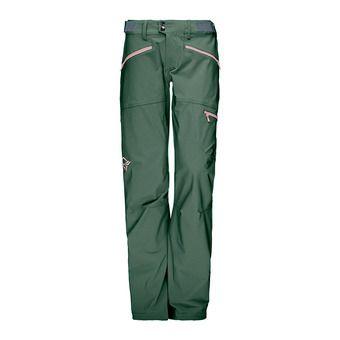 Pants - Women's - FALKETIND FLEX™1 jungle green