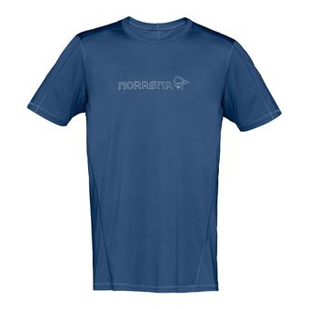 Norrona /29 TECH - Camiseta hombre indigo night
