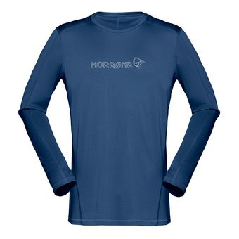 Norrona /29 TECH - Tee-shirt Homme indigo night