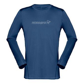 Norrona /29 TECH - Tee-shirt Homme indigo night