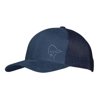Cap - /29 TRUCKER MESH SNAP BACK indigo night